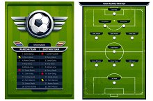 Football Design Elements
