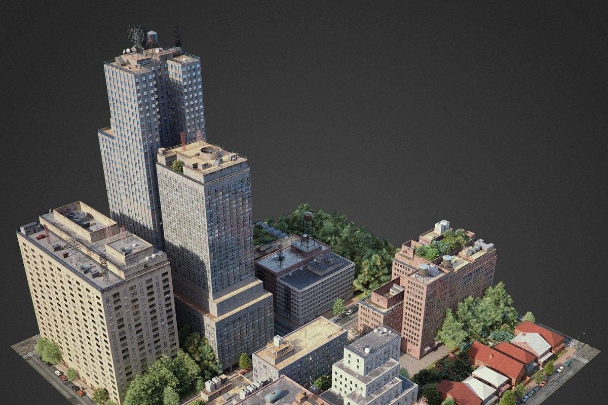 City District C10-R7