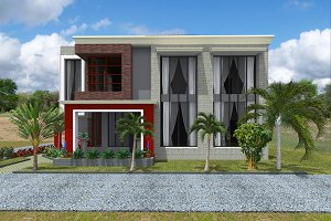 Residential Home Design Concept Cont