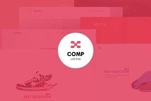 xCOMP - a Corporation Template