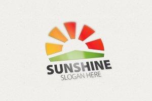 Sun / Sunshine Logo