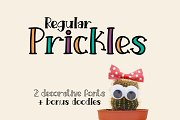 Prickles Regular
