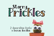 Starry Prickles