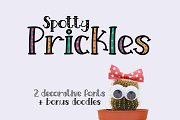 Spotty Prickles