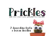 Prickles Complete Collection