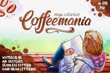 Coffee mania mega set