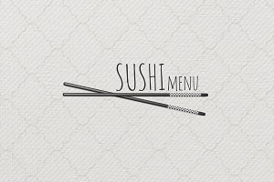 4xSushi logo template