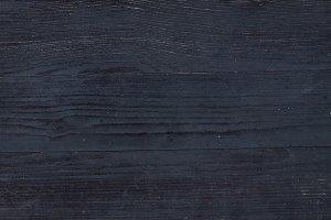 Black rustic wood texture