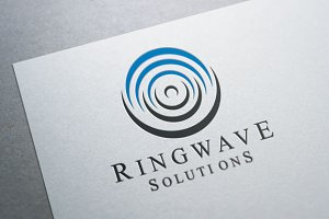 Ring Wave Logo