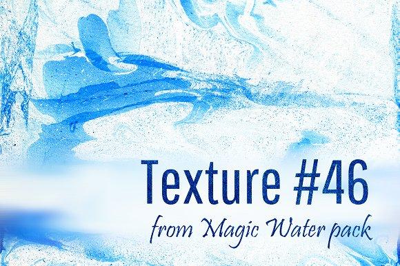 Magic Water. Texture #46 - Textures