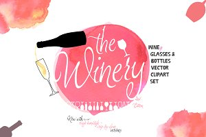 The Winery 2nd Edition, Wine Vectors