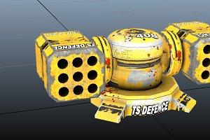 Missile Turrets