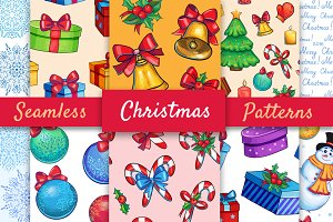 11 Amazing Christmas patterns