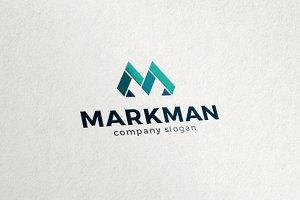 M Logo - Mark Media