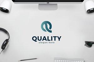 Q Logo - Quality Brand