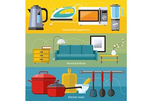 Household Appliance, Furniture