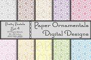 Digital Paper, Pretty Pastels 4