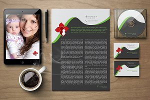 Children Healthcare - Brand Identity