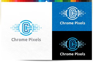 Chrome Pixels