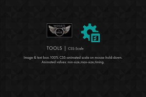 Tools | CSS-Scale