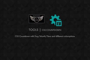 Tools | CSS Countdown