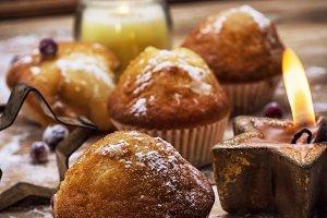 muffins cake