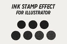 stamp effect