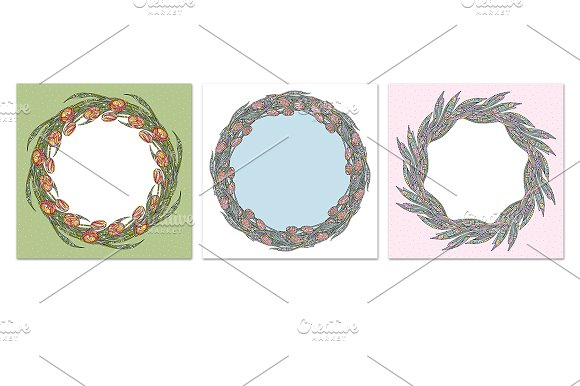 Tulips collection in Patterns - product preview 2