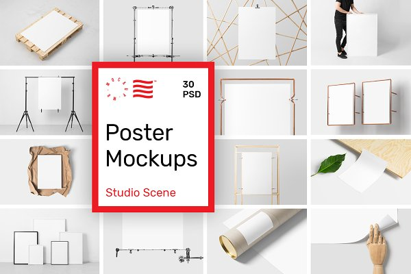 Mockup Bundle - All in One!