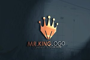 Mr. King Logo