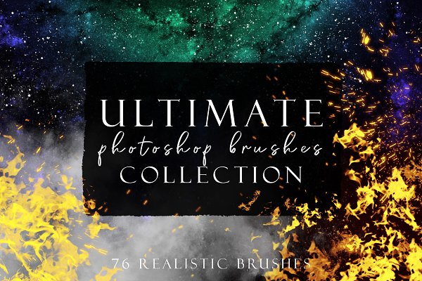 Ultimate PS Brushes Collection