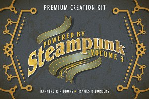 Steampunk Bundle Volume 3