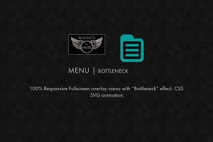 MENU | Bottleneck