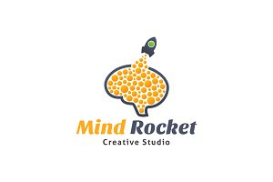 Mind Rocket Logo