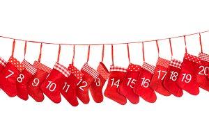 Advent calendar 1-24