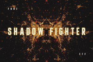 SHADOW FIGHTER TTF