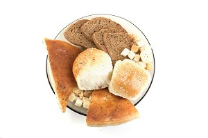 Tasty types of bread
