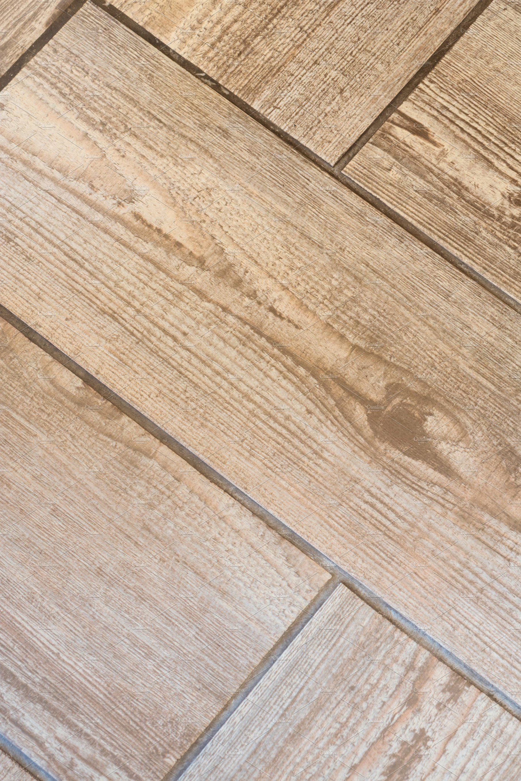Wooden Ceramic Tile Texture High