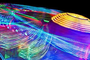 Motion fairground