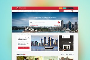 Property -Realestate listing website