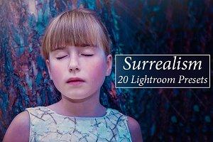 20 Surrealism Lr Presets