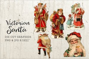 Santa Clause St. Nick Clipart PNG