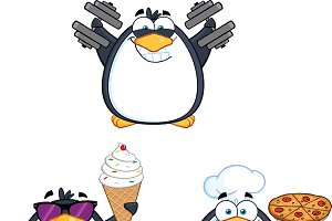 Penguin Characters Collection - 7