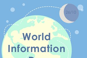 World Information Day.