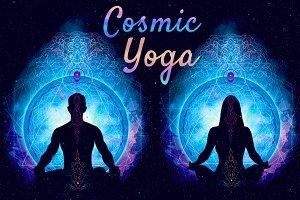 Cosmic Yoga and Meditation