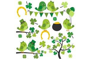 St. Patrick Birds