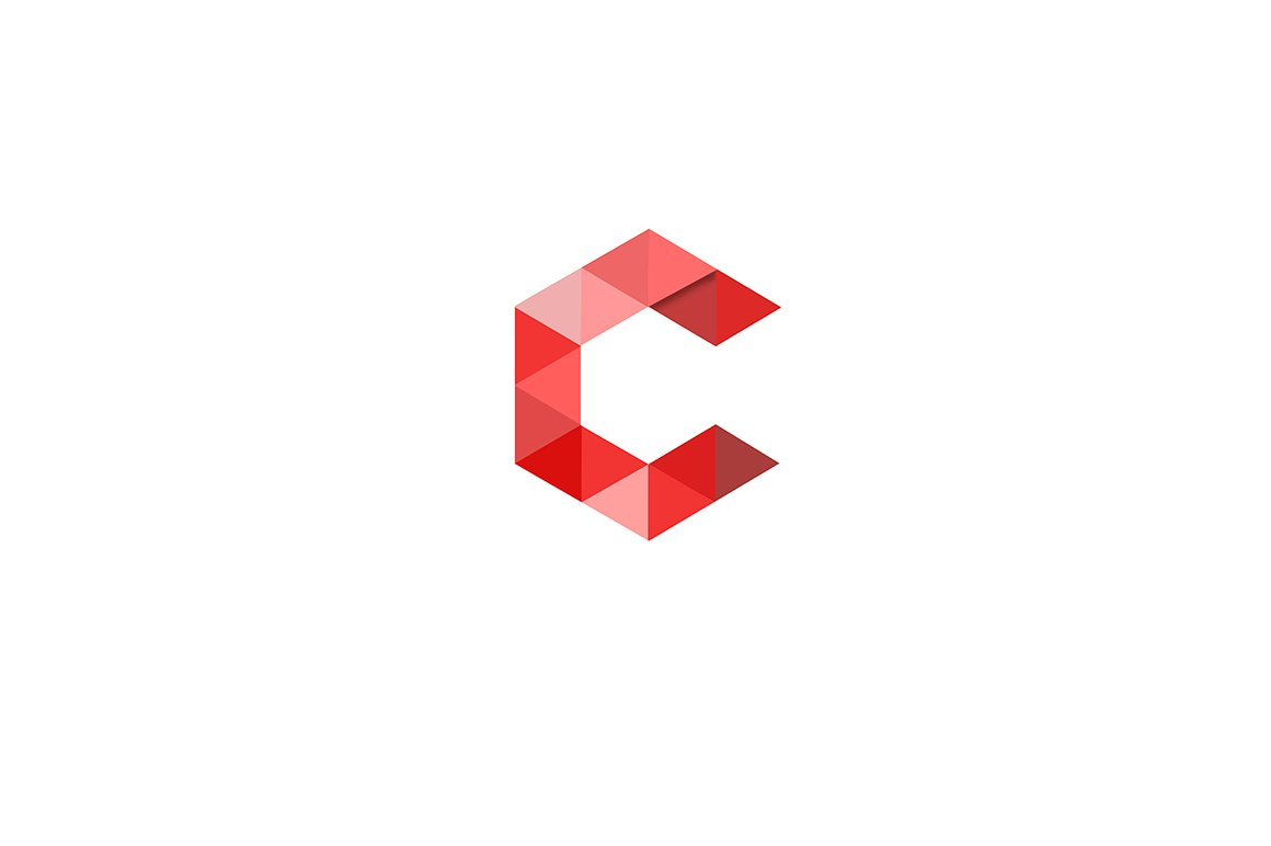 Letter C logo ~ Logo Templates ~ Creative Market