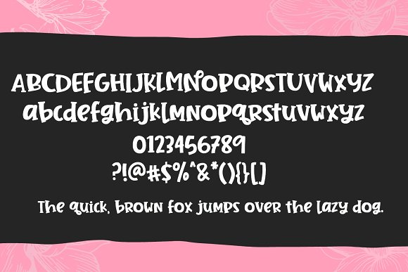 Jane Magnolia Handwritten Font in Display Fonts - product preview 1