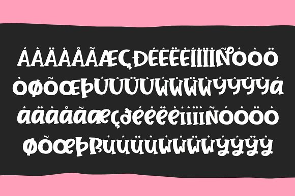 Jane Magnolia Handwritten Font in Display Fonts - product preview 3