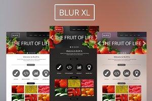 BLUR XL : Business Portfolio Theme